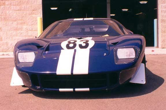 Another myf40 1968 Ford GT post... - 682100