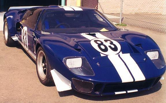 Another myf40 1968 Ford GT post... - 682101