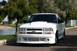 XtremeONE9er 2000 Chevrolet S10 Regular Cab