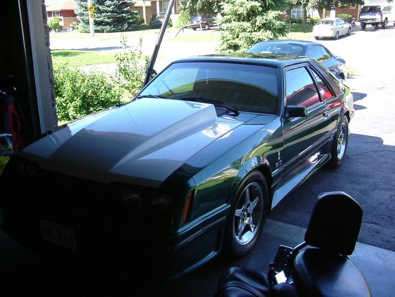 86mustangpower 1986 Ford Mustang
