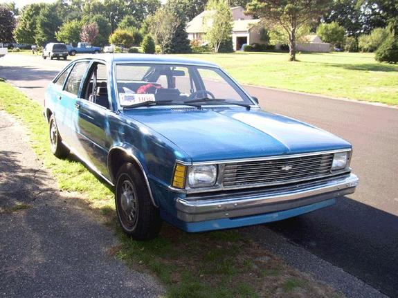 Another grandamnit 1984 Chevrolet Citation post... - 685552