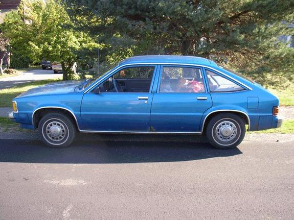 Another grandamnit 1984 Chevrolet Citation post... - 685553