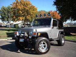 h8roads 2001 Jeep Wrangler