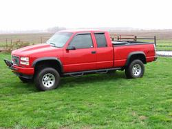 nebraskaz71 1998 GMC Sierra 1500 Regular Cab