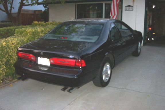 Eclipstacy 1994 Ford Thunderbird
