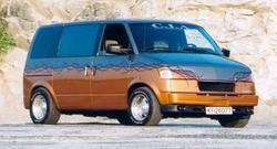 ciaNorways 1989 Chevrolet Astro