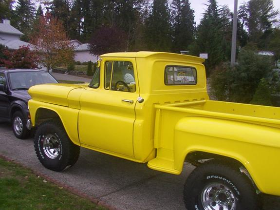 Another 1960BIGBIRD 1960 Chevrolet C/K Pick-Up post... - 694681