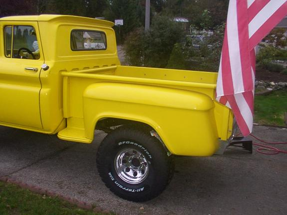 Another 1960BIGBIRD 1960 Chevrolet C/K Pick-Up post... - 694682