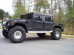 zebulens 2000 Hummer H1