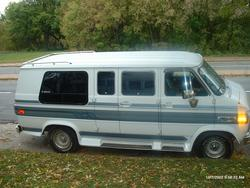 domestic_abuser 1992 Chevrolet Van
