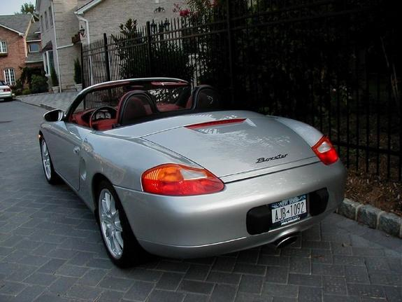 get_laid_in_ny 2001 Porsche 911