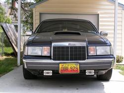 fiveoking 1989 Lincoln Mark VII