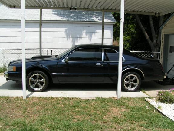 Another fiveoking 1989 Lincoln Mark VII post... - 700776
