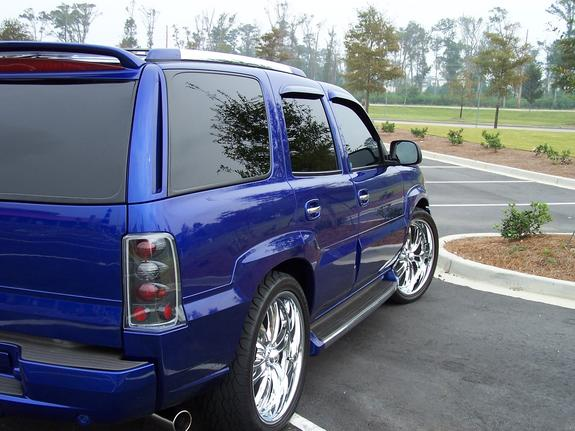 02bryanesc S 2002 Cadillac Escalade Page 3 In Myrtle Beach Sc