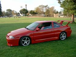 GhettoSuperstar 1995 Pontiac Grand Am