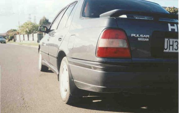 Another missgreddy 1991 Nissan Pulsar post... - 706124