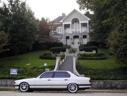 madmux750s 1994 BMW 7 Series
