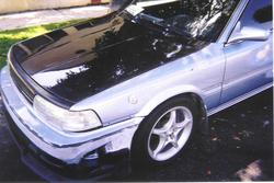 phat91camryLE 1991 Toyota Camry