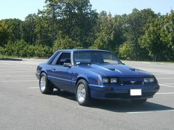 mustang4life1985s 1985 Ford Mustang