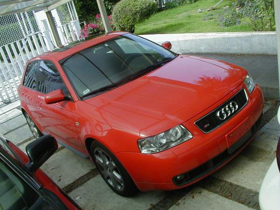Another AudiDave 2001 Audi A3 post... - 713055