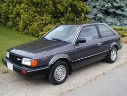 whounces 1986 Mazda 323