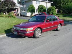 bigmikey86 1994 Mercury Grand Marquis