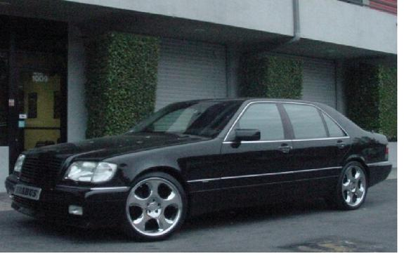 Another axpers 1999 Mercedes-Benz S-Class post... - 714097