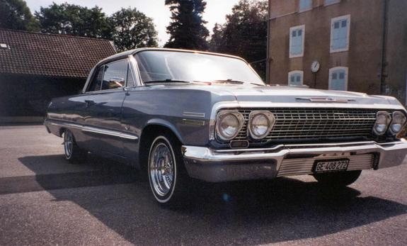 Another SwissThree 1963 Chevrolet Impala post... - 714184
