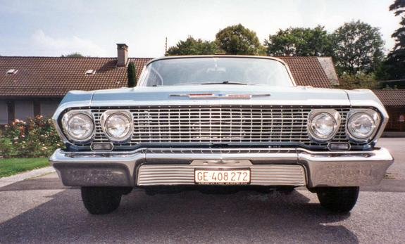 Another SwissThree 1963 Chevrolet Impala post... - 714192
