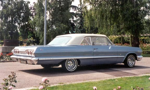 Another SwissThree 1963 Chevrolet Impala post... - 714193