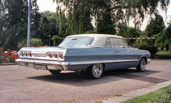 Another SwissThree 1963 Chevrolet Impala post... - 714194
