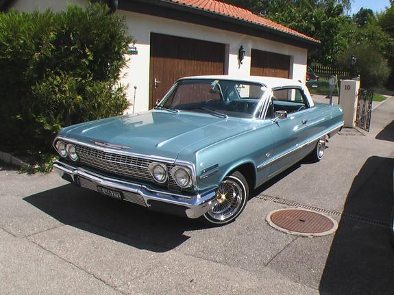 Another SwissThree 1963 Chevrolet Impala post... - 714206