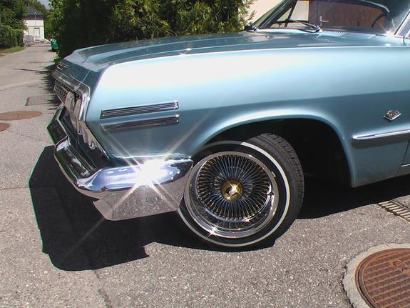 Another SwissThree 1963 Chevrolet Impala post... - 714207