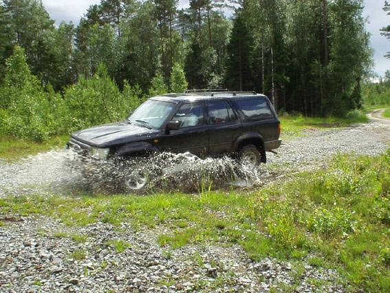 Another 4runner_sweden 1991 Toyota 4Runner post... - 717316