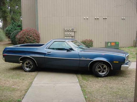 76ford 1976 Ford Ranchero 717692