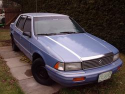 foxracing87 1991 Plymouth Acclaim