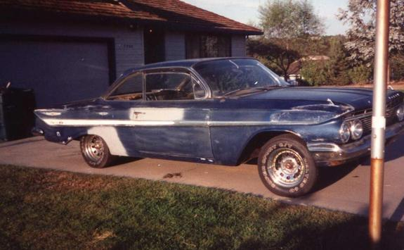 Another blue2003ls 1961 Chevrolet Impala post... - 719853