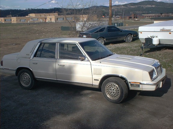 Dwh4784 1985 Chrysler New Yorker Specs Photos