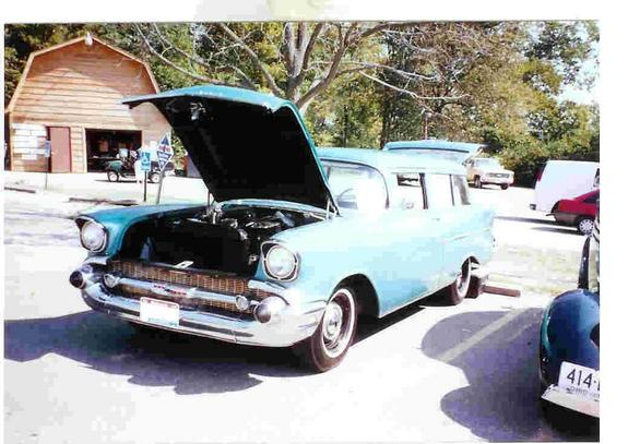Another rj_lyn 1957 Chevrolet Bel Air post... - 723158