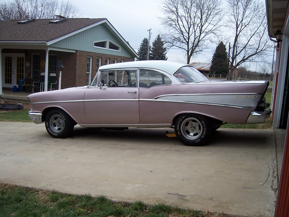 Another rj_lyn 1957 Chevrolet Bel Air post... - 723185