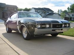 RocketRoachs 1968 Oldsmobile 442