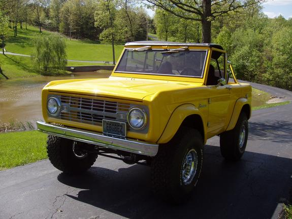 ghost66 1966 Ford Bronco 6387919