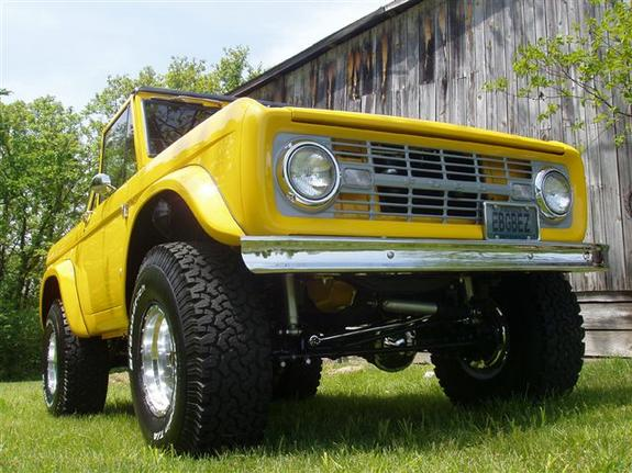 ghost66 1966 Ford Bronco