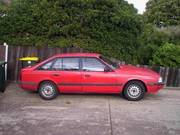 Another TonyOlsson 1983 Mazda 626 post... - 6388465