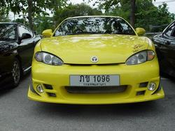 tatongs 1999 Hyundai Tiburon