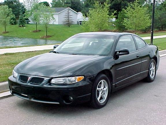 Hey This Is My All Stock Black 99 Grand Prix GT Coupe Soon To Be