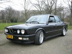 BMWMFans 1985 BMW 5 Series