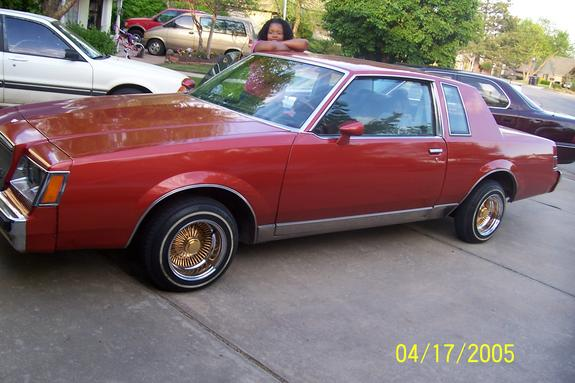 Highlandbadboy82 1982 Buick Regal Specs  Photos