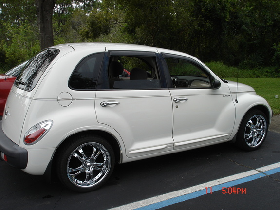 Ptlilly 2001 Chrysler Pt Cruiser Specs Photos
