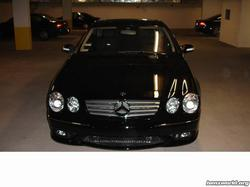 cl65blackdemons 2005 Mercedes-Benz CL-Class